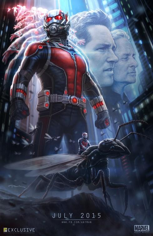 دانلود رایگان فیلم خارجی Ant Man 2015
