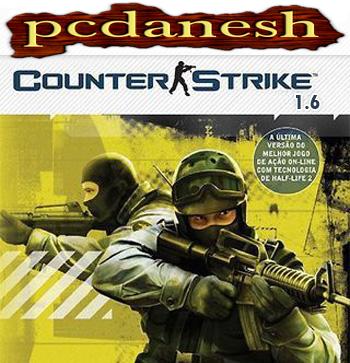 دانلود بازی قدیمی و محبوب Counter Strike 1.6 کم حجم