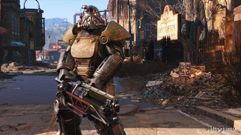 Bethesda همکاری با انویدیا در ساخت Fallout 4 را تایید کرد (اسکرین شات های رسمی منتشر شدند)