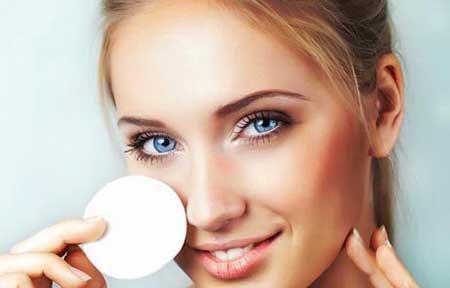 اصول صحیح پاک کردن آرایش صورت