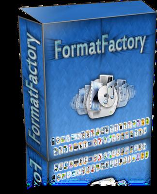 دانلودنرم افزارFormat Factory