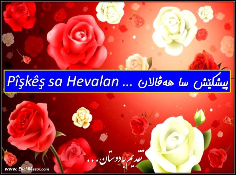 عکس نوشته های به زبان کوردی (کرمانجی)