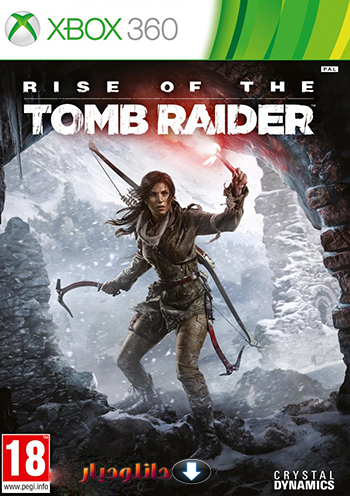 بازی Rise of the Tomb Raider برای XBOX360+دانلود
