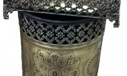 سطل و جا دستمال آنتیک طرح 9