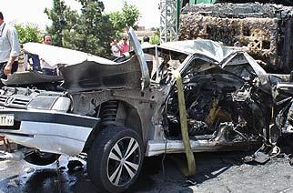 قائد اسلامی نسب کشته شد + عکس