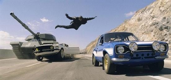 مخربترین صحنههای تصادف تاریخ سینما