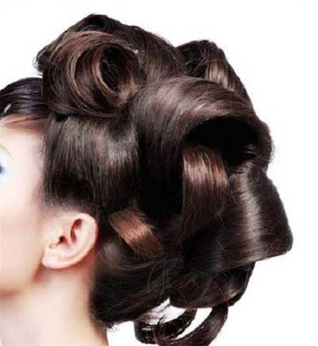 جدیدترین مدل شینیون مو ۲۰۱۵ | مدل مو