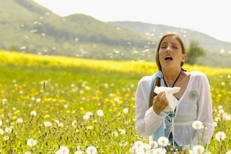 بهترین راه مقابله با آلرژی + کشف راه درمان