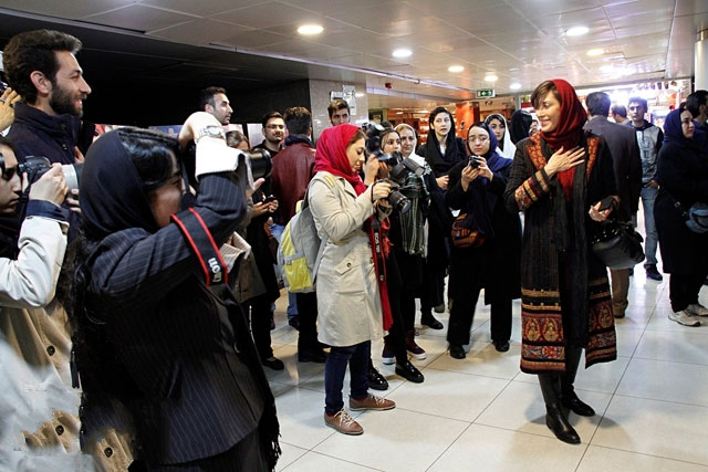 تصاویر / مراسم افتتاحیه «جامهدران» در پردیس زندگی