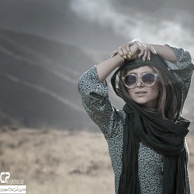 عکسهای جدید و دیدنی الناز حبیبی آبان 94