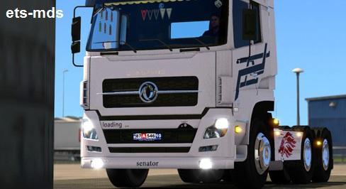 دانلود کامیون دانگ فنگ ورژن 2 از گروه همپام