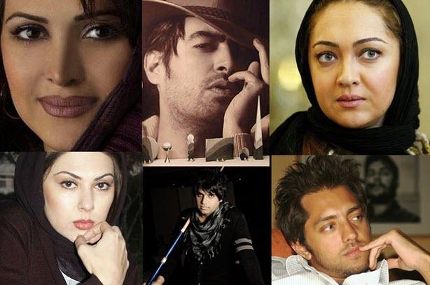 شغل دوم بازیگران مشهور ایران چیست؟