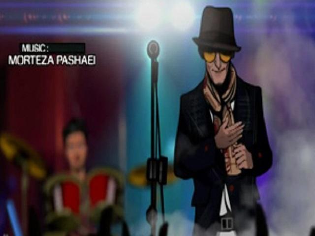 موزیک ویدئویی متفاوت و دیدنی از مرتضی پاشایی