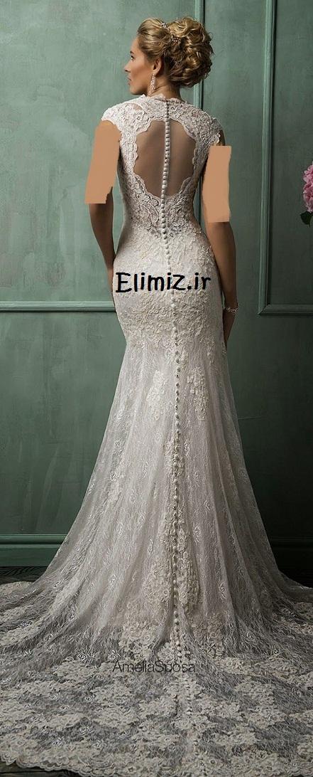 مدل لباس عروس 94
