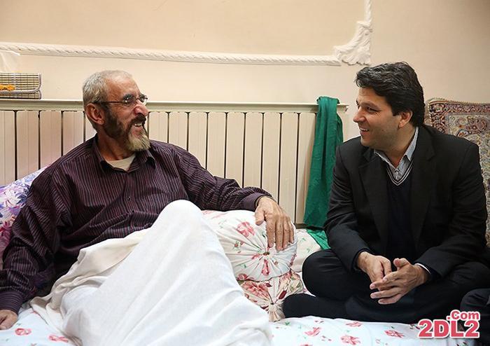 آخرین وضعیت جسمانی فرج الله سلحشور کارگردان سینما