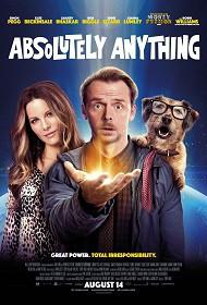 دانلود فیلم Absolutely Anything 2015