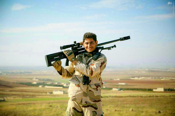 اخبار - جوانترین شهید مدافع حرم