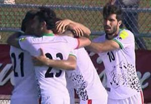 گوام 0 - ایران 6؛ بدون دروازهبان صدرنشین ماندیم!
