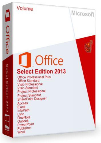 دانلود Microsoft Office 2013 SP1 Select Edition VL 15.0.4569.1506 نرم افزار آفیس