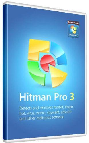 دانلود HitmanPro 3.7.9 Build 245 نرم افزار شناسایی ویروس ها