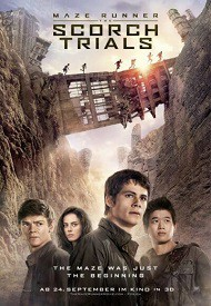 دانلود فیلم ۲۰۱۵ Maze Runner The Scorch Trials