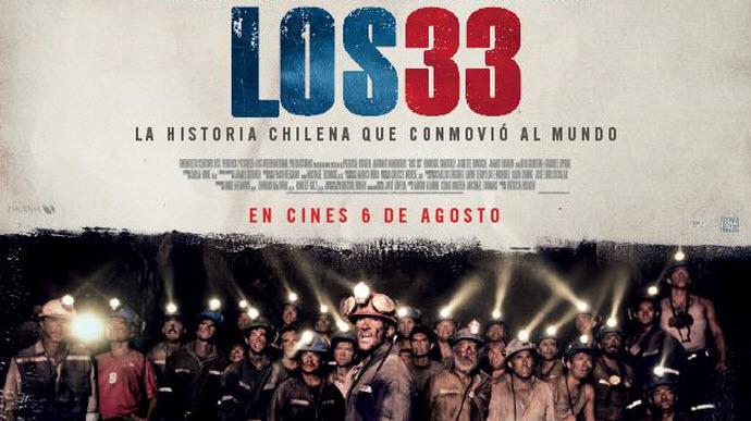 دانلود فیلم 33 The 33 2015