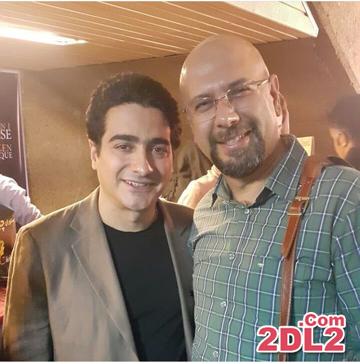 عکس منتشرشده از همایون شجریان در کنار صدا پیشه جناب خان