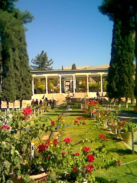 سفر به شیراز همراه عکس