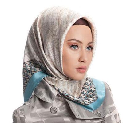 مدل های شیک و زیبای شال و روسری ۲۰۱۵