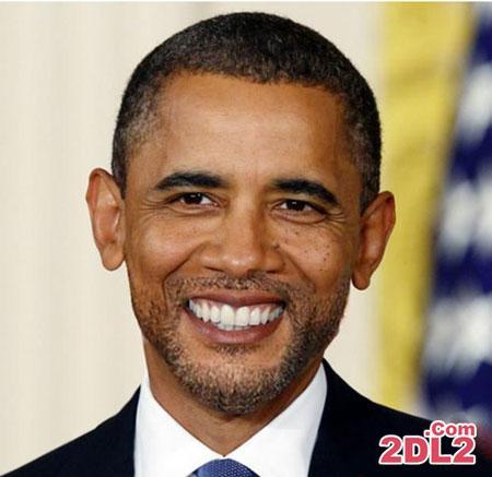 عکسی از اوباما که سوژه رسانه ها شد