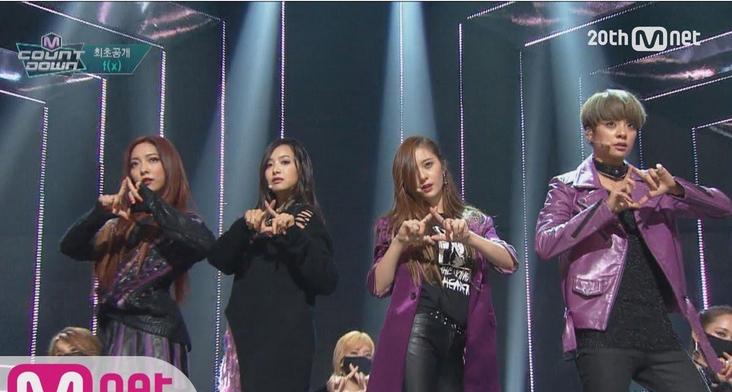 دانلود اجرای جدید گروه کره ای اف ایکس download f(x)(에프엑스)-