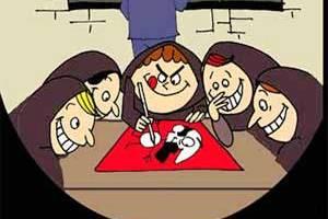 طنز جالب روزهای مدرسه!