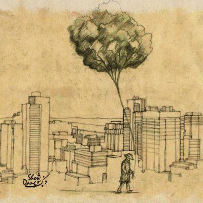 دانلود آهنگ جدید گروه دنگ شو بنام یه شهر دور+متن آهنگ+پخش آنلاین