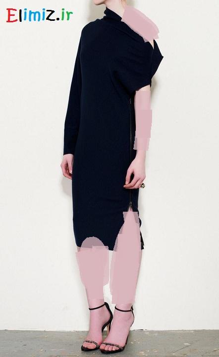 لباس مجلسی دخترانه مشکی