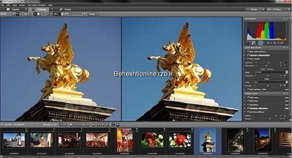 دانلود DxO Optics Pro v10.5.2 MacOSX