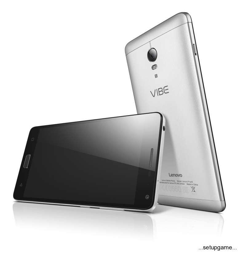 معرفی Vibe P1؛ پرچم داری با باتری ۵۰۰۰ میلی آمپر ساعتی از لنوو