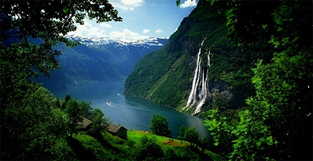 عکس جذابترین مناظر دنیا
