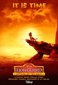 دانلود انیمیشن The Lion Guard Return of the Roar 2015