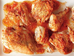 طرز تهیه مرغ با سس سوفریتو