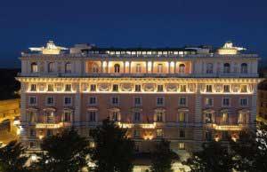 معرفی هتل رم ماریوت گراند فلرا ایتالیا