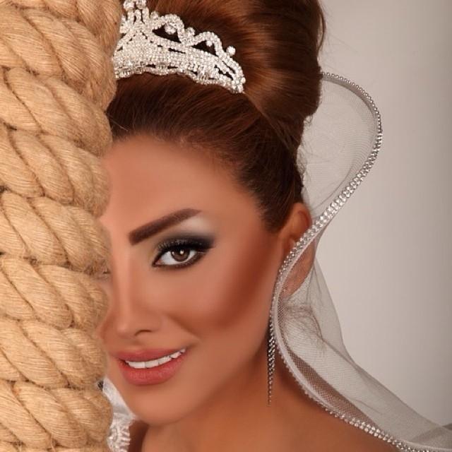 مدلهای خاص و فوق العاده آرایش عروس