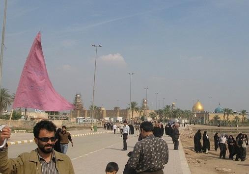 عراق...محمدرضا باقرپور