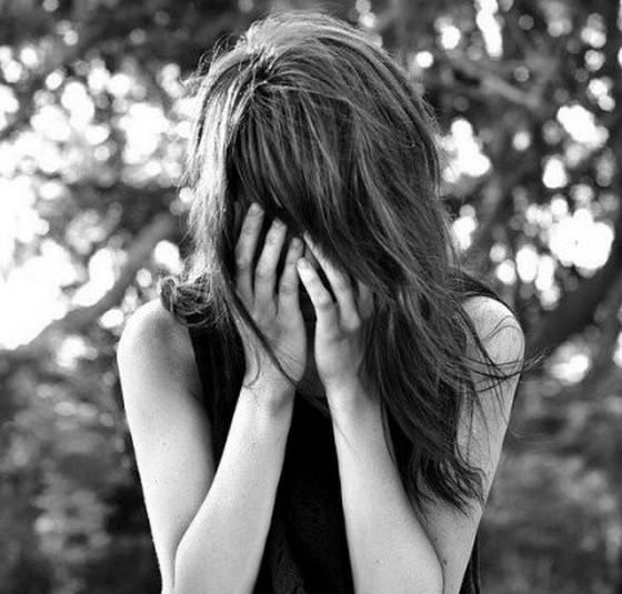 گریه کردم ولی ندیدی اشک هایم را برایت تب کردم