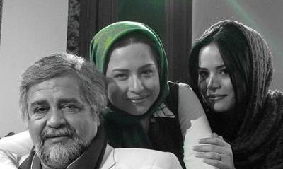 عکس خانوادگی بازیگران سینما ایران
