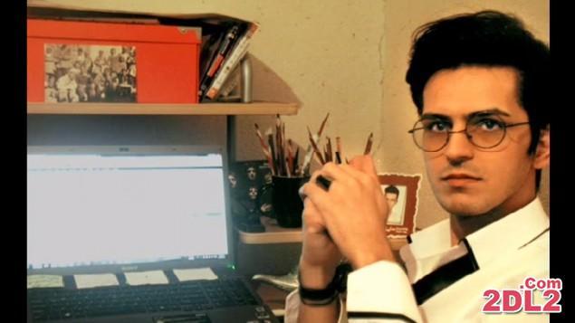 شاعر همجنسگرای ایرانی به اسرائیل رفت + عکس
