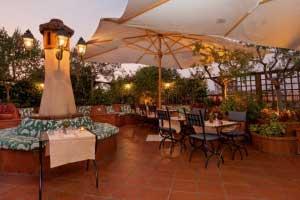 معرفی هتل دیانا روف گاردن ایتالیا