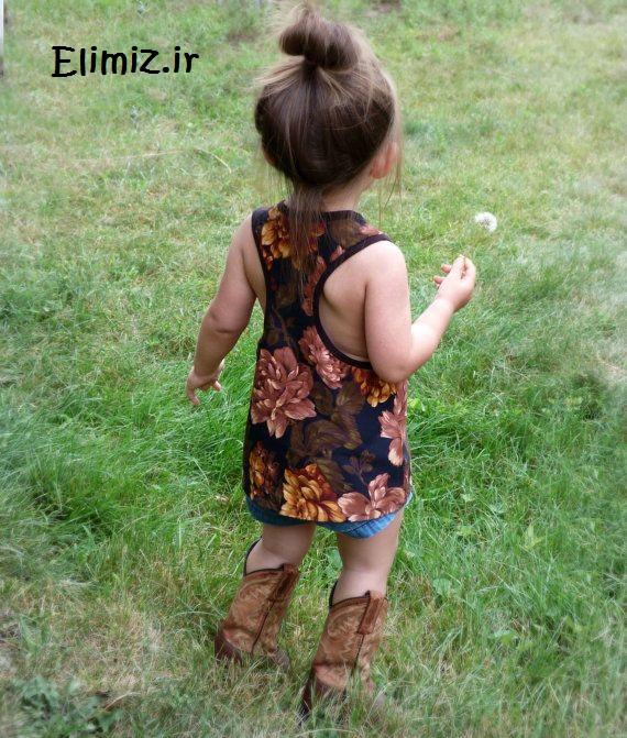 عکس دختر بچه خوشگل