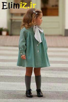 عکس زیبا از دختر بچه