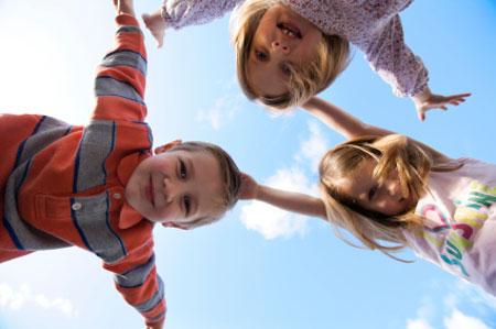 پرورش کودکان مسئولیت پذیر