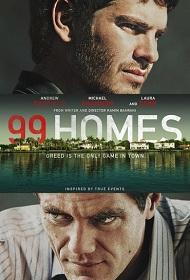 دانلود فیلم ۹۹ Homes 2014